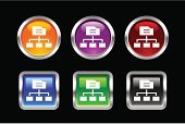 Symbol,Internet,Computer Icon,Icon Set,Red,Computer Network,Crystal,Communication,Blue,Set,Push Button,Crystal,Sign,Metal,Computer,Square Shape,Green Color,Multi Colored,Purple,www,Shiny,Religious Icon,Silver Colored,Black Background,Illustrations And Vector Art,Black Color,Orange Color,Objects/Equipment,Single Object,Individuality,web icon,Vector,Silver - Metal,Colors,Metallic,Circle,Color Image