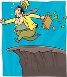Cliff,Currency,Valley Side,Running,At The Edge Of,Cartoon,People,Men,Savings,Ilustration,Businessman,Vector,Business,One Person,Illustrations And Vector Art,Business Concepts,Failure,Vector Cartoons,Concepts And Ideas,Business,Male,Investment,Caucasian Ethnicity,Disaster