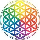 Life,Flower,Mandala,Feng Shui,Symbol,Flower Of Life,Overlapping,Colors,spiritually,Mixed Color,Geometrical Figure,Hexagon,Vitality,The Past,Golden Cut,Blue,Green Color,Purple,Orange Color,Multi Colored,Order,Red,Vibrant Color,Pattern,Color Theory,Color Mixing,Shade,Yellow,Sacred Geometry,Color Circle,Harmony,Variation,Ornate,Energy,Symmetry,Circle,esoteric,Turquoise