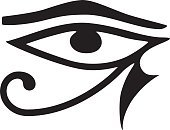 Human Eye,Horus,Egypt,Symbol,Thoth,Horus Eye,eye of horus,evil eye,Uraeus,Moon,Hieroglyphics,Evil,Calligraphy,Vector,Black And White,Eyebrow,Sacred Geometry,Geometric Shape,Pendant,Sacral,Spirituality,Black Color,Mascara,Papyrus Paper,Geometry,Looking At View,King,Magic,Pharaoh,Protection,Spiral