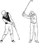 Golf,Polo,Line Art,Sketch,Vector,Golf Swing,Men,Sport,Golf Club,Miniature Golf,Putting,Relaxation Exercise,Recreational Pursuit,Leisure Activity,Weekend Activities,Hat,Golf Course,Casual Clothing,Short Game,Black And White,Summer Resort,Teeing Off,Relaxation,Vacations