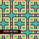 Design,Green Color,Pattern,Style,Fashion,Wallpaper Pattern,Decoration,Ideas,Image,Computer Graphic,Multi Colored,Design Element,Creativity,Backgrounds,Abstract,Concepts,Grid,Simplicity,Retro Revival,Geometric Shape,Vector,Eyesight,Backdrop,Ilustration