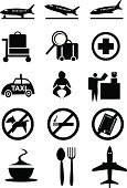 Customs Official,Customs,Suitcase,Information Sign,Airplane,Restaurant,Symbol,Isolated On White,Vector,Airport,Baby,Airport Security,White Background,No Smoking Sign,Warning Sign,Security Staff,Moving Up,Medical Aid,Design Element,Luggage,Cargo Airplane,Warning Symbol,Design,Commercial Airplane,Conceptual Symbol,Searching,Cafe,Icon Set,eatery,Coffee Shop,vector illustration,Black Color,Emergency Sign,Taxi Stand,Airline Check-In Attendant,Security Check,Taxi Sign,Luggage Cart,Moving Down,Red Cross,Security,Taking Off,Airport Security Staff,Carry-on Luggage,Landing - Touching Down,Taxi