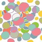 Backgrounds,colorfull,White,Decoration,Pattern,Retro Revival,Modern,Computer Graphic,Eps10,Abstract,Vector,Seamless,Ilustration