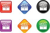 Movie,Religious Icon,Film,Set,Symbol,Business,Sign,Icon Set,Square Shape,Individuality,Computer Icon,Green Color,Purple,Red,Shape,Turquoise,shaped,Shiny,Blue,Circle,web icon,Illustrations And Vector Art,Crystal,Single Object,Color Image,Push Button,Web Page,Orange Color,Multi Colored,Black Color,Colors,white blackground,www,Diamond Shaped,Interface Icons,Objects/Equipment,Internet,Crystal,Film Industry,Vector