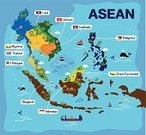 Map,Association Of Southeast Asian Nations,Singapore,Philippines,asean,Cartoon,Malaysia,Southeast Asia,Vietnam,Thailand,Business,AEC,Flag,Indonesia,Brunei,Myanmar,Ilustration,Forest,Asia,Prepared Fish,Global Business,Laos,Island,Cambodia,National Landmark,Business Travel,Sea,Connection,Global Communications,Laotian Culture,Vector,Backgrounds,Teamwork,Partnership,Cooperation,Travel,Finance,East Asian Culture,Communication,Organized Group,Cultures
