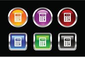 Calculator,Red,Interface Icons,Icon Set,Green Color,Push Button,Computer,Symbol,Religious Icon,Metal,Circle,Business,Shape,Individuality,Orange Color,Square,Web Page,www,Single Object,Crystal,Shiny,Sign,Colors,Vector,web icon,Black Color,Computer Icon,Silver - Metal,Black Background,Square Shape,Illustrations And Vector Art,Set,Silver Colored,Objects/Equipment,Color Image,Crystal,Purple,Blue,Multi Colored,Metallic,Internet