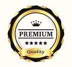 Seal - Animal,Security,Satisfaction,Scale,premium,Quality Guarantee,Vector,Gold Colored,Elegance,Gold,Badge,Premium Quality