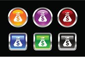 Currency,Symbol,Interface Icons,Money Bag,Savings,Icon Set,Push Button,Business,Computer Icon,Internet,Individuality,Shiny,Finance,Religious Icon,Computer,Sign,Square Shape,Blue,Metal,Color Image,Crystal,Circle,Purple,Crystal,Square,Black Background,Orange Color,Multi Colored,Green Color,Silver - Metal,Illustrations And Vector Art,Vector,Colors,Web Page,www,Red,web icon,Set,Shape,Metallic,Single Object,Objects/Equipment,Banking,Silver Colored,Black Color