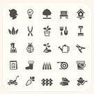 Symbol,Landscape,Icon Set,Gardening,Patio,Lawn Mower,Flower,Orchard,Pruning Shears,Bucket,Leisure Activity,Ski Boot,Fence,Vector,Inspiration,Ladybug,Garden Hose,Grass,Seed,Equipment,Tree,Cart,Tube,Straw Hat,Sapling,Flower Pot,Decor,Isolated,Bench,Forest,Animal Nest,Decoration,Fork,Inner Tube,Plant,Leaf,Home Interior,Outdoors,Insect,Environment,Nature