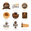 Barrel,Brewery,Restaurant,Sign,Crown,Cap,Vector,Symbol,template,Marketing,Bottle Opener,Drink,Pub,Insignia,Can,Lager,Badge,Collection,Label,Abstract,premium