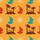 Sun,Island,Relaxation,Outdoors,Drawing - Art Product,Sketch,Travel,Cartoon,Backgrounds,Hammock,Nature,Computer Graphic,Pattern,Seamless,Vacations,Transportation,Sport,Outline,Nautical Vessel,Old-fashioned,Color Image,Yacht,Childishness,Sail,Swing,Silhouette,Rainforest,Beach,Leisure Activity,Ilustration,Sea,Tropical Climate,Summer,Tropical Tree,Vector,No People,Tourism,Wallpaper Pattern,Orange Color,Palm Tree,Tree,Coconut Palm Tree,Sailboat,Retro Revival,Colored Background,Yacht,Colors,Sailing,Illustrations And Vector Art