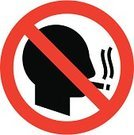 No Smoking Sign,Do Not Enter Sign,Sign,Ilustration,Smoking Issues,Human Head,Silhouette,Computer Graphic,Smoke - Physical Structure,Vector,People,Computer Icon,Symbol,Side View,Addiction,Exclusion,Safety,Isolated,Tobacco Crop,Warning Sign,One Person,Prohibition,Profile View,Healthcare And Medicine,Tobacco Product,Forbidden,Clip Art,Cigarette,Stop,White Background,Nicotine,Men,No,Shape,Smoking,Male