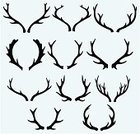 Antler,Deer,Stag,Animal Head,Silhouette,Computer Icon,Symbol,Outline,Authority,Drawing - Activity,Drawing - Art Product,Animals In The Wild,Wildlife,Posing,Vector,Animal,Indigenous Culture,Concepts,Strength,Large,Mammal,Image,Design,Isolated,Black Color,Ilustration,Horned,Single Object,Creativity,Sharp,Cute,Stencil,Zoo,Trophy,Zoology,Silence,Life,Shape