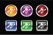 Repairing,Computer,Religious Icon,Screwdriver,Work Tool,Symbol,Computer Icon,Icon Set,Web Page,Sign,Square Shape,Internet,Interface Icons,Push Button,Red,Equipment,Individuality,Crystal,Circle,Color Image,Blue,Crystal,Orange Color,Multi Colored,www,Square,Shiny,Set,Metal,Black Background,Silver Colored,Black Color,Vector,Business,Metallic,web icon,Single Object,Illustrations And Vector Art,Green Color,Shape,Silver - Metal,Purple,Colors