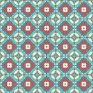 Textile,Retro Revival,Decoration,Creativity,Fashion,Repetition,Computer Graphic,Backgrounds,Geometric Shape,Abstract,Vector,Ilustration,Pattern