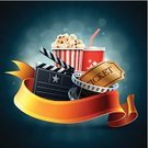 Movie Ticket,Soda,Corn - Crop,Film Industry,Packing,Pattern,Movie Theater,Clip Art,Blue,Red,Banner,Full,Drink,Bundle,motion picture,Design,Backgrounds,Vector,template,Camera - Photographic Equipment,Ilustration,Spiral,Computer Graphic,Appetizer,Snack,Popcorn,Striped,Defocused,Ribbon,Cinematographer,tare,cinematograph,Packaging,Single Object,Copy Space,Camera Film,Disposable,Film Slate,Film Reel,Equipment,Food,Industry,Cola