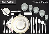 Table,Social Grace,Order,Service,Lunch,Arranging,Wine,Fish,Glass,Formalwear,Plate,Dinner,Setting,Table Knife,Fork,Crockery,Salad,Napkin,Butter,Bowl,Diagram,White,Spoon,Food