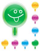 Lollipop,Candy,Symbol,Green Color,Sign,Label,Colors,Color Image,Icon Set,Sugar Candy,Push Button,Computer Icon,sugarplum,Yellow,Badge,Poster,Ticket,Pink Color,Orange Color,Set,Decoration,Shiny,Abstract,Food And Drink,Advertisement,Sweet Food,Fruit-drop,Sweet Stuff,Eating,Part Of,Blue,Single Object,Series,Vector,Vibrant Color,Ilustration