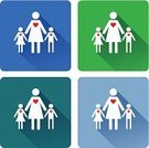Parent,People,Symbol,Women,Mother,Love,Cute,Family,Small,Child