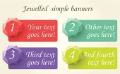 Number 4,Interface Icons,Number 3,Number 2,Number 1,Shadow,Red,Connection,Vector,Turquoise,Lime Green,Luxury,Elegance,Text,Jewelry,Green Color,Purple,Modern,Jewelled,Banner,Icon Set,Symbol,Infographic,Flat,Ilustration
