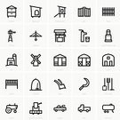 Symbol,Computer Icon,Fence,Gate,Farm,Barn,Irrigation Equipment,Bench,Sickle,Equipment,Beehive,Tank - Musician,Water,In The Dog House,Kris Gate,Vector,Collection,Harvesting,Plow,Tractor,Pattern,Chicken Coop,Work Tool,cowshed,Well,Remote,Computer Graphic,Agriculture,Combine Harvester,Stable,Pick-up Truck,Standpipe,Wind Turbine,Chicken - Bird,Haystack,Pump - Dress Shoe,Set,Traditional Windmill