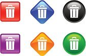 Garbage Bin,Garbage,Symbol,Industrial Garbage Bin,Delete Key,Religious Icon,Computer Icon,Push Button,Internet,Removing,Icon Set,Sign,Garbage Can,Square,Web Page,Interface Icons,Black Color,Vector,Colors,Color Image,Shiny,Square Shape,Business,Purple,Red,Single Object,Orange Color,Blue,Individuality,Turquoise,www,white blackground,Curve,Objects/Equipment,Shape,Multi Colored,Crystal,Circle,Set,shaped,Green Color,Diamond Shaped,Illustrations And Vector Art,Crystal,web icon