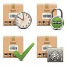 Packing,Cargo Container,Lock,Shipping,Time,Symbol,Box - Container,Freight Transportation,Loading,Computer Icon,Bar Code,Transportation,Business,scotch tape,Finance,Control,Service,Vector,Freedom,Safe,Packaging,Safety,Overnight Delivery,Watch,Clock,Around The Clock,Messenger,Icon Set,Send,Traffic,Delivering,Speed,Arrow Symbol,Security System,Check Mark,Closed,Padlock,Carton