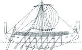 Nautical Vessel,Pencil Drawing,Drawing - Art Product,Ancient,The Past,Industrial Ship,Passenger Ship,Military Ship,Sailing Ship,Shipping,Ship,Ilustration,Symbol,Etruscan,Drawing - Activity,Mediterranean Countries,Mediterranean Sea,Mediterranean Culture,Cultures,Egyptian Culture,century,Oar,Egypt,Fantasy,Retail Occupation,Navigational Equipment,Sea,Vector,Yacht,Galley,Sailing,Trireme,Sailor,Retro Revival,Galleass,Marines,Medieval,Classical Greek,Transportation,Market Vendor,Century,Roman,Sail,Sailboat,Old,Antique,Yacht,Old-fashioned,Business Travel,Obsolete,People Traveling,Journey,Direction,Travel,Cartoon,History,Delivering,Rowing,Greece,Greek Culture,Galley,phoenician,Silhouette,Warship,Wood - Material