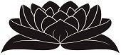 Yoga,Symbol,Pattern,Nature,Silhouette,Plant,Lotus Water Lily,Backdrop,Backgrounds,Flower,Meditating,Season,Love,Creativity,Elegance,Branch,Relaxation,Black Color,Beauty,Botany,Swirl,Vector,Greeting,Decoration,Leaf,East,Ilustration,Petal,Asia,Summer,Spirituality,Pink Color,Abstract,Flower Head,Shape