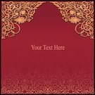 Frame,Morocco,Indian Culture,Pattern,Invitation,Ottoman,Islam,Flower,Cards,Vector,Greeting Card,Red,Gold,Duvet,Covering,Book,Plan,Ornate,Label,Old-fashioned,Certificate,Moroccan Culture,Lace - Textile,Arabic Style,Design,Oriental,Elegance,Scroll,Silk,Textured Effect,Semi-Circle,Christmas Ornament,Turkish Culture,East Asian Culture,template,Wealth,Menu,Vine,Decor,Middle Eastern Ethnicity,Abstract,Wood - Material,Design Professional,Wedding,Backgrounds,Gift,Luxury,Circle,Victorian Architecture,Brochure