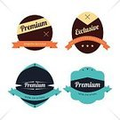 Ribbon,Style,Old-fashioned,Shape,Label,Curve,Retro Revival