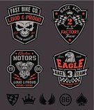 Motorcycle,Human Skull,Sign,Coat Of Arms,Motorcycle Racing,Patch,Computer Graphic,Tee,Insignia,Engine,Bicycle,Shield,Sports Team,Sports Race,Piston,Placard,Lightning,Gothic Style,Banner,Sports Track,Sport,Eagle - Bird,Helicopter,Cycling,Flame,Vector,Silver Colored,Design,Label,Flag,T-Shirt,Wing,Gray,Cycle,Checked,Black Color,Shirt,Art,Symbol,Shape,Ace,Star - Space,Crown,Competition,Design Element,Spade Suit,Set,Poster,Bolt