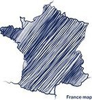 France,Map,French Culture,Sketch,Drawing - Art Product,Vector,Europe,Ilustration,Travel,Outline,Country - Geographic Area,republic,National Landmark,Design,Paris - Texas,Paris - France,Art,Topography,Business,Frame,Symbol,Computer Graphic,Corsica,hand drawn,Physical Geography,Tourism,Backgrounds,Isolated