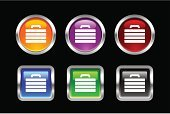 Computer,Icon Set,Symbol,Luggage,Bag,Briefcase,Religious Icon,Push Button,Silver - Metal,Orange Color,Business,Circle,Metal,Interface Icons,Computer Icon,Curve,Red,Color Image,Green Color,Black Color,Shiny,Multi Colored,Square,Sign,Silver Colored,Illustrations And Vector Art,Set,web icon,Single Object,Individuality,Square Shape,Black Background,Crystal,Web Page,Vector,Metallic,Objects/Equipment,www,Shape,Crystal,Concepts And Ideas,Colors,Blue,Purple,Internet