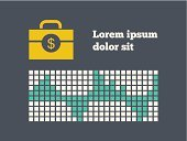 Flat,Design,Currency,Infographic,Eyesight,Internet,Business,template,Design Element,Ilustration
