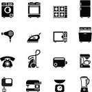 Symbol,Computer Icon,Dishwasher,Washing Machine,Cleaning,Icon Set,Apartment,Oven,Instrument of Weight,Electricity,Sewing Machine,Stove,Domestic Kitchen,Hair Dryer,Vacuum Cleaner,Communication,Domestic Life,Hot Plate,Electric Juicer,Design Element,Set,Food,Home Interior,Freezer,Meat Locker,Ilustration,Abstract,Design,Gas Stove Burner,Weight Scale,Black Color,Toaster,Coffee Maker,Button,Push Button,Telephone,Microwave,Refrigerator,Cooking,Appliance,Vector,Electric Mixer,Baking,Part Of,Technology,Measuring,Iron - Appliance,Food Processor,Blender,Baked,Laundry,Simplicity,Juicer,Interface Icons