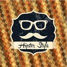 Backgrounds,Mustache,Eyeglasses,Seal - Stamp,Rubber Stamp,Ribbon,Hipster,Old-fashioned,Style,Abstract,Pattern,Young Adult,Design Element,Computer Graphic,mister,Fashion,Old,Cultures,Symbol,Funky,Diamond Shaped,Label,Design,Vector,Retro Revival,Ilustration,Youth Culture,Elegance,Lifestyles