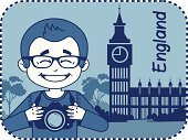 Tourist,Happiness,Palace,Tower,Laughing,Bell,Vector,Computer Icon,Men,Joy,Business,Business Travel,Little Boys,Sign,teaser,Photography,Country - Geographic Area,Landscape,Photography Themes,Greeting Card,simbol,Photograph,Clock,Big Ben,London - England,Travel Destinations,Famous Place,Travel,People Traveling,Tourism,City Of Westminster,Ecstatic,Ilustration,Architecture,Camera - Photographic Equipment,Journey,Postage Stamp,Shirt,Smiling,Photographer