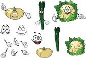Human Face,Facial Expression,Cartoon,Cheerful,Happiness,Mascot,Food,Vegetable,Smiley Face,Isolated,Cauliflower,Root,Ripe,Single Object,Salad,Meal,Crop,Symbol,Organic,Freshness,Ingredient,Design,Characters,Ilustration,Vegetarian Food,Smiling,Food And Drink,Plant,Humor,Fun,Spice,Raw Food,Vector,Refreshment,Harvesting,Healthy Lifestyle,Healthy Eating,Vitamin