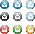 E-Mail,Postcard,Symbol,Mail,Computer Icon,Icon Set,Telegram,Sign,Push Button,Accessibility,Letter,Series,Send,Air Mail,Advice,Communication,Reading,Padded Envelope,Announcement Message,Vector,Set,Design,Message,Envelope,Information Medium,Data,Receiving,Design Element,Image Sequence,Correspondence,Writing,Internal Mail Envelope,Sparse,Open,Modern,Clean,Paper