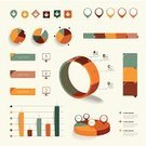Pie,Infographic,Three-dimensional Shape,Three Dimensional,Page,Plan,Number,Graph,Ilustration,Internet,Circle,Finance,Flowing,Part Of,Data,Chart,Direction,Banner,Portfolio,Advice,Communication,Design Element,Vector,Web Page,Arrow,Sparse,Sign,Frequency,Collection,Population Explosion,Set,Presentation,Interface Icons,Button,Flat,Report,Navigational Equipment,Computer Graphic,Growth,Visualization,Modern,Symbol,Diagram,New,infomation,template,Eyesight