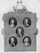 Classical Style,Individuality,Black And White,Music,Male,Classical Music,Characters,Vertical,England,Time,Visual Art,Composer/1659-1695,People,Arts And Entertainment,UK,Concepts And Ideas,William Boyce