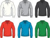 Sleeve,Shirt,Sweater,Sweatshirt,White,Vector,Red,Polo,Clip Art,Blue,Collar,Gray,Long,Green Color,Black Color