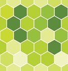 Hexagon,Green Color,Pattern,Backgrounds,Honeycomb,Vector,Simplicity,Seamless,Design,Ilustration,Multi Colored,Clip Art,Design Element