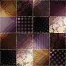 Backdrop,Color Gradient,Curve,Wallpaper Pattern,Square Shape,Patchwork,Continuity,Dark,Paisley,Brown,Quilt,Stitch,Vector,Indian Culture,Seam,Stained,Textile,Purple,Design,Sewing,Pattern,Seam,Seamless,Repetition,Backgrounds,Textured Effect