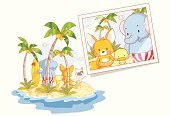 Nature,Summer,Freshness,Multi Colored,Harmony,Colors,Flower,Domestic Cat,Small,Photography,Cute,Playing,Sky,Group Of Animals,Love,Elephant,Animal,Duck,Flying,Smiling,Tree,Animal Themes,Animated Cartoon,Happiness,Fun,Clip Art,Illustrator,Ilustration,Beach