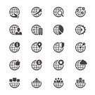 Globe - Man Made Object,Computer Icon,Symbol,Global Business,Magnifying Glass,Gear,Dollar Sign,Leadership,Vector,Sign,Graph,Business,Branch,Pie Chart,Office Interior,Advice,Searching,Cloud - Sky,Shield,Check Mark,Map Pin