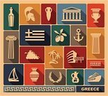 Computer Icon,Symbol,Greek Culture,Classical Greek,Greece,Cultures,Hotel,Old-fashioned,Image,Passenger Ship,Vector,Architectural Column,Design Element,Parthenon,Souvenir,Design,Pottery,National Landmark,Earthenware,Ilustration,Silhouette,Jug,Flag,Olive,Ancient,Bottle,Art,Branch,Wine Bottle,1940-1980 Retro-Styled Imagery,Architecture,History,Yacht,Vase,Antiquities,Amphora,Antique,Ceramics,The Past,Island,Old