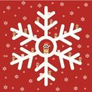 Owl,Holiday,Christmas,Snowflake,Design,Ilustration,Decoration,Decor,Humor,Cheerful,Family,Multi Colored,Surprise,Red,Winter,Symbol,owlet,Color Image,Ideas,Vector,2014,Animal,Greeting,Happiness,Snow,Love,Backgrounds,Bird,White,Cute,Celebration,Cartoon,Brown,Greeting Card,Snowing